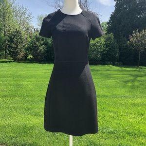 Black Banana Republic short sleeve dress size 2